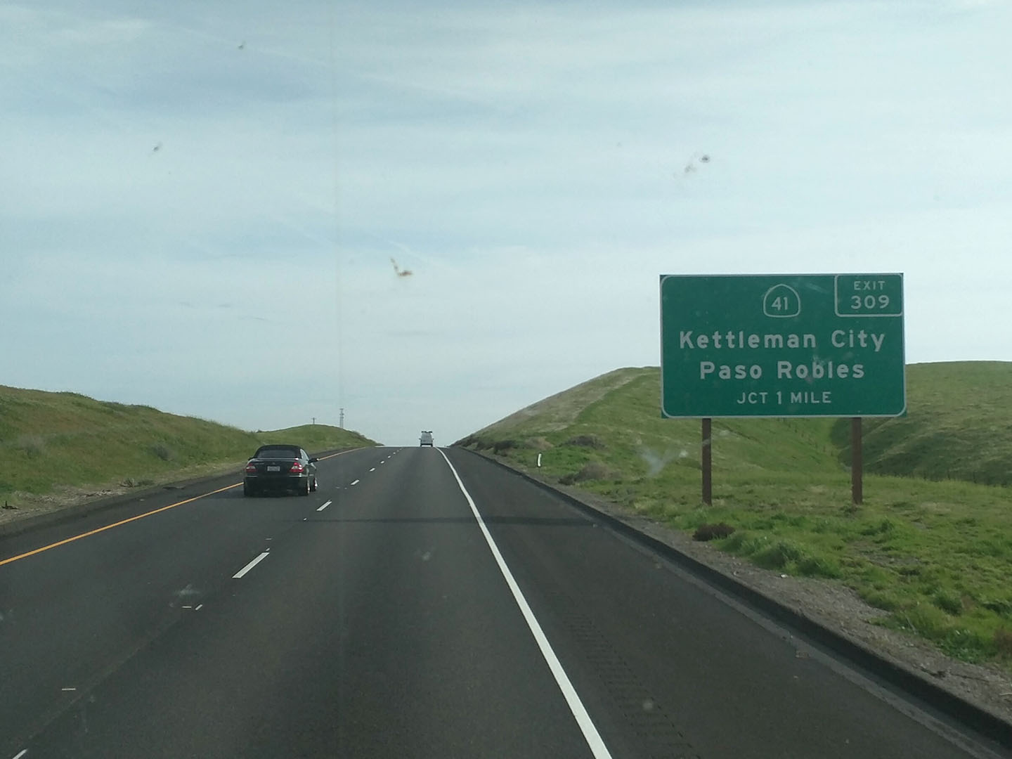 Sign for 41