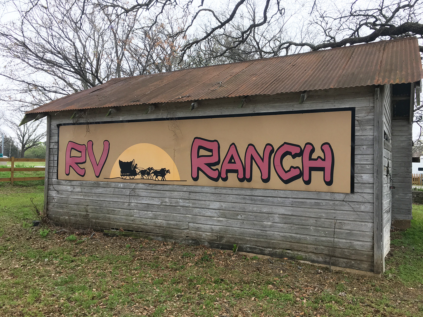 Rv Park Review Rv Ranch Of Keene Tx