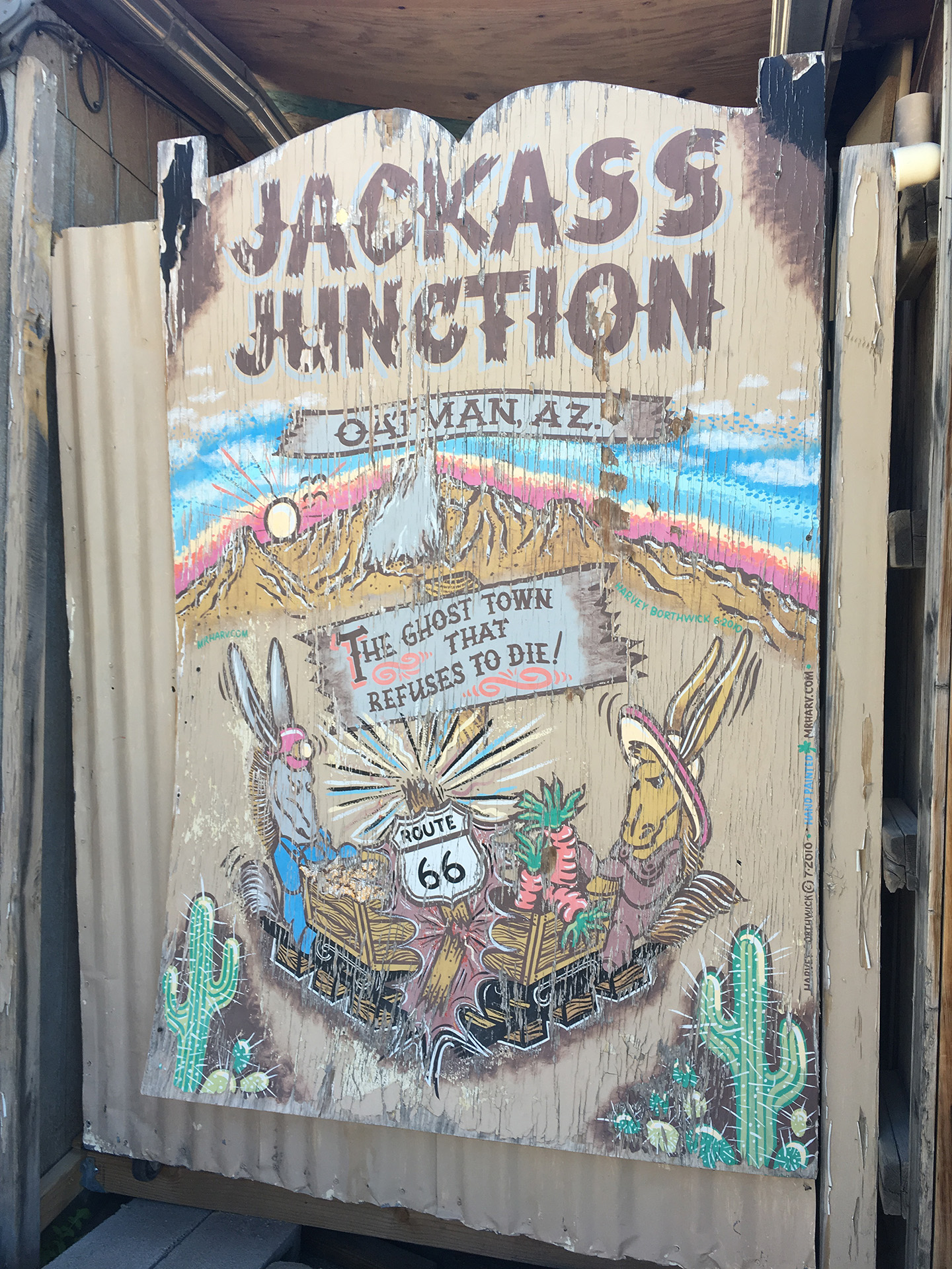 Jackass Junction