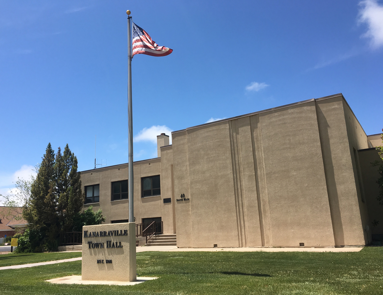 Kanarra Falls Town Hall
