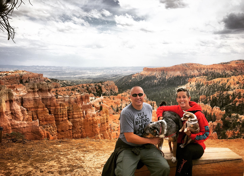 Bryce Canyon Family Photo