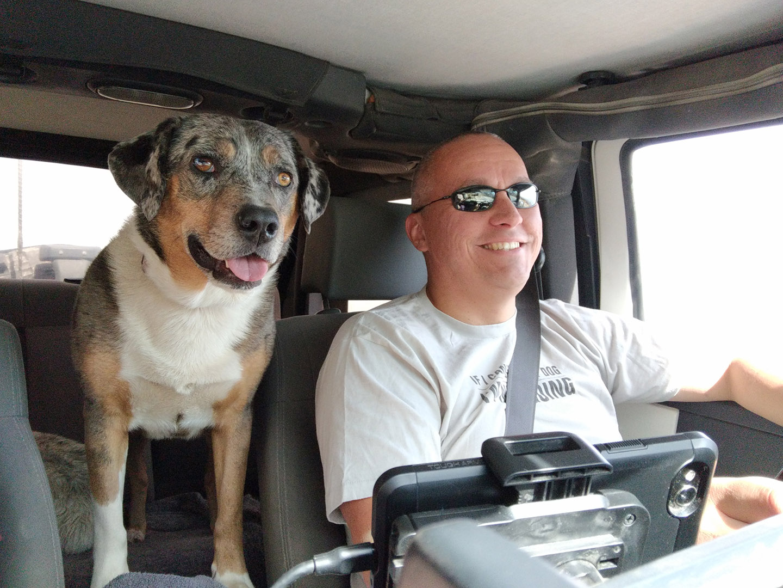Backseat driver