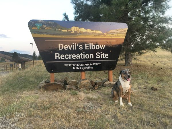 RV park review:  Devil's Elbow Recreation Site