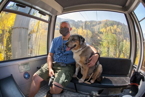A Dog-Friendly Visit to Telluride, Colorado